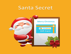 Gift Cards and Secret Santa