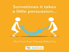 Making Friendships Stronger with Sellebrate