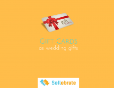 Wedding Gifts, Cash Crunch and Gift Cards