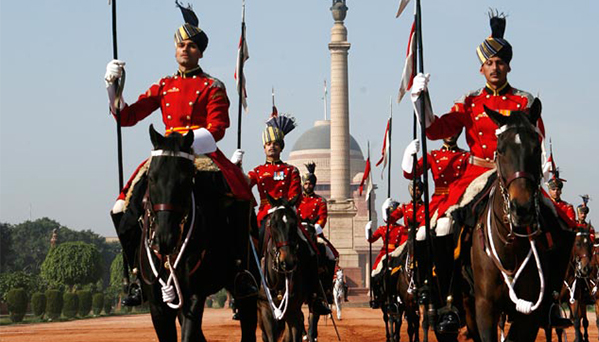 Rajpath Change of Guards Ceremony